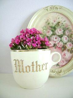 Mom Mug by theButterDish on Etsy, $12.00