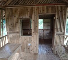 Bahay Kubo Design Philippines, Filipino House, Bamboo House Design, Jungle House, Bamboo Construction, Bamboo Architecture, Bamboo Wall, Natural Building, Tropical Houses