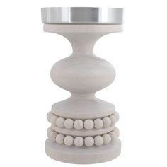 Aarikka Keisarinna-kynttilänjalka luonnonvärinen 125€