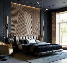 Modern Luxury Bedroom, Master Bedroom Interior, Room Design Bedroom, Luxury Bedroom Design, Modern Master Bedroom, Luxury Rooms, Bedroom Furniture Design, Home Room Design, Luxurious Bedrooms