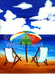 Just Relax - Avon, OH Painting Class - Painting with a Twist