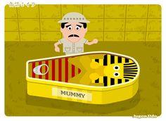 Canned mummy / jugon udo