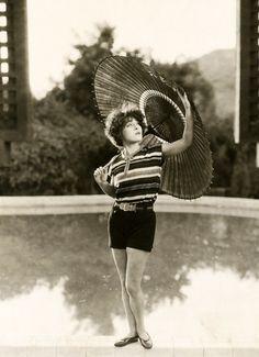 Alla Nazimova, 1925...star of silent films.