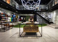 NIKE, Inc. - Nike Abre Pop-Up Store na Vila Madalena