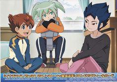 OLM Digital Inc, Inazuma Eleven Go, Tenma Matsukaze