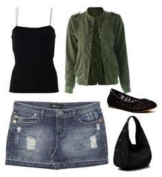 """""""Untitled #4"""" by breeanakelley on Polyvore featuring T By Alexander Wang, Wet Seal and Lucky Brand"""
