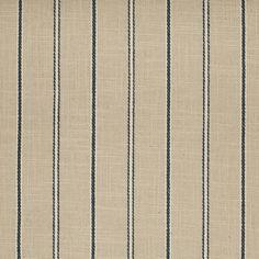 Tritex Fabrics Beachcomber Collection - Baxter - Sea Available to the trade through www.tritexfabrics.com Striped Fabrics, Cotton Linen, Stripes, Sea, Rugs, Collection, Home Decor, Farmhouse Rugs, Homemade Home Decor