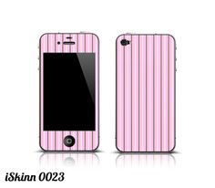 iPhone 4 4S skin 0023 by Iskinn on Etsy, $14.99