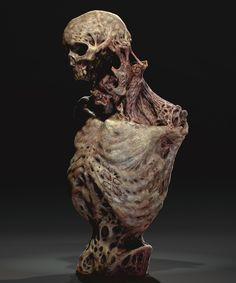 Arte Zombie, Zombie Art, Cool Monsters, Horror Monsters, Arte Horror, Horror Art, Creature Picture, Alien Concept Art, Horror Decor