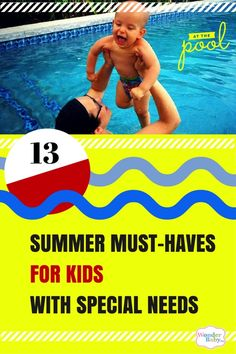 Being outside all day for a summer outing can be difficult when your child is blind or has other special needs. Here is our list of must haves to bring along with you that will make the day easy and fun... and help your child avoid meltdowns!