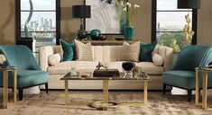 Shop new luxury living room furniture online at LuxDeco.com. Discover new designer brand collections. Free UK delivery
