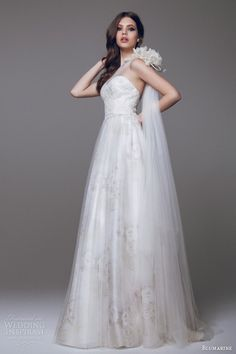 Blumarine Wedding Dresses 2015 — Part 2 | Wedding Inspirasi