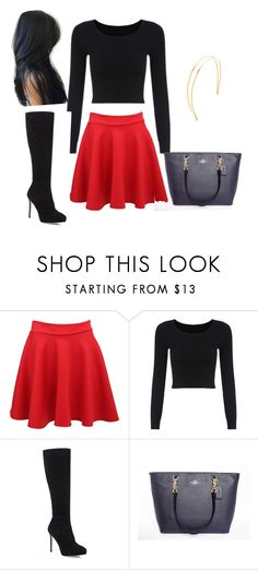 """""""On weekends"""" by chrysanthemum-san on Polyvore featuring Pilot, Jimmy Choo, Coach, GURU and Mrs. President & Co."""