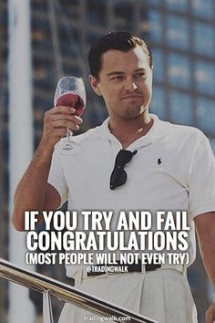 The first step is to try and then keep trying until you're a millionaire forex trader. Motivational Videos For Success, Motivational Quotes For Life, Meaningful Quotes, Mood Quotes, Success Quotes, True Quotes, Positive Quotes, Motivation Quotes, Best Inspirational Quotes