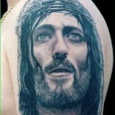 Jesus! Love the detail work! by leola