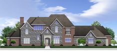 Media Room, Game Room and a Playroom - 100023SHR | 1st Floor Master Suite, Butler Walk-in Pantry, CAD Available, Corner Lot, Den-Office-Library-Study, European, French Country, In-Law Suite, Loft, Media-Game-Home Theater, PDF, Traditional | Architectural Designs