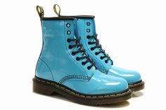 Dr. Martens boots 1460 Skyblue