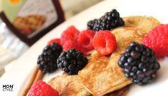 Healthy banaan/ei ontbijt: Board 1