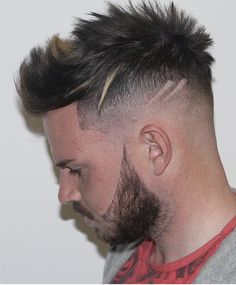 49 Cool Short Hairstyles + Haircuts For Men Mens Haircuts Short Hair, Short Spiky Hairstyles, Cool Hairstyles For Men, Undercut Hairstyles, Short Hair Cuts, Short Hair Styles, Men's Haircuts, Casual Hairstyles, Short Hairstyles