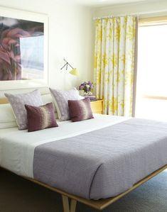 Subtle colorful living room design   Nathan Turner Design