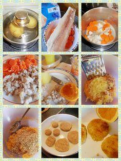 Kochen für Babys - leicht gemacht: Fisch - Nuggets