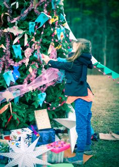 Decorating With Kids by Handmade Charlotte for Balsam Hill