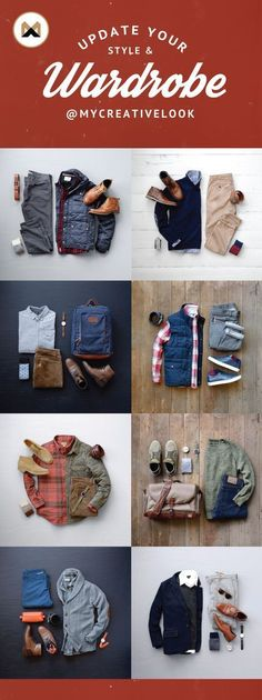 Update Your Style & Wardrobe by checking out Men's collections from MyCreativeLook   Casual Wear   Outfits   Fall Fashion   Boots, Sneakers and more. Visit mycreativelook.com/ #wardrobe #mensfashion #mensstyle
