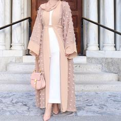 Iranian Women Fashion, Islamic Fashion, Muslim Fashion, Modest Fashion, Fashion Dresses, Trendy Fashion, Hijab Style, Hijab Chic, Mode Abaya