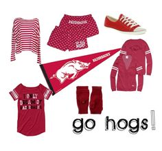 southern + arkansas + razorbacks