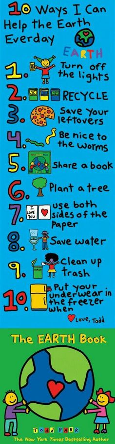 Help the Earth..our mother