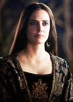 """ Eva Green as Morgan Pendragon in Camelot (2011) """