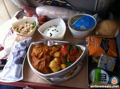 This is airline food?  > Emirates Air