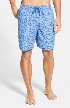 Vineyard Vines 'Bungalow - Game Fish' Swim Trunks available at #Nordstrom