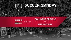 cool  #Chicago #columbus #crew #fire #MLS #sc #soccer #sunday #vs MLS Soccer Sunday: Columbus Crew SC vs Chicago Fire http://www.pagesoccer.com/mls-soccer-sunday-columbus-crew-sc-vs-chicago-fire/