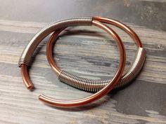 Kunststoffspule Schließung Kupfer Hoops 8g von PeachTreats