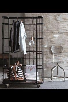 Interior industrial design