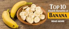 Healthy benefits of banana