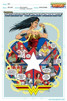 Gutters #457 - Wonder Woman: The Circle of Pants