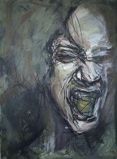 RAZVAN STANCIU-2016-Feelings5-acrylic on canvas 30x40cm