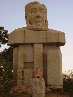 Paul Kruger gate - Kruger National Park