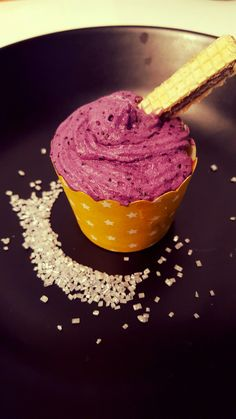 #purple #cupcake #sweet #dessert