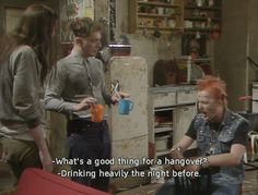 The Young Ones sure knew how to cure hangovers! British Sitcoms, British Comedy, Welsh, Radios, Mock The Week, Comedy Duos, British Humor, Old Shows, Killer Queen