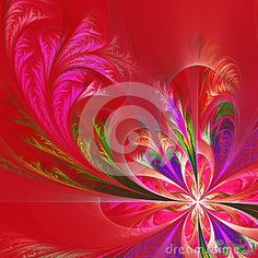 Diagonal Symmetric Multicolor Fractal Tracery. Collection - Fros - Download From Over 27 Million High Quality Stock Photos, Images, Vectors. Sign up for FREE today. Image: 46728751