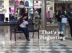 Experimento social realizado pelo youtuber norte-americano Joey Salads foi compartilhada em redes sociais e teve mais de 86 milhões de visualizações