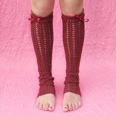 Crochet Leg Warmer | 101 Crochet
