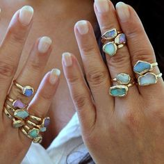 Are there things prettier than these unpolished gems? These rings are life! If you are gearing up for Coachella find all your jewelry needs at IceCarats.com. #streetstyle #icecarats #jewelry #fashion #accessories #jewelryjunky #latestfashion #trending #fashiontrends #affordablefashion #lookbook #fashionbloggers #bloggerstyle #bestseller #instaglam #instastyle #jewelrylover #streetstyle #jewelrylover #jewelrytrends #dailyinspo #romantic #fashionkilla #fashionstory #hollywood #classy…