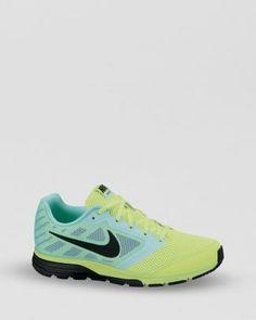 Nike Lace Up Running Sneakers - Women's Nike Zoom Fly  Bloomingdale's