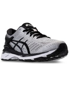 best service d98d3 437a8 Asics Men s GEL-Kayano 24 Running Sneakers from Finish Line   Reviews -  Finish Line Athletic Shoes - Men - Macy s