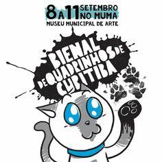 Confira a nova história: Agenda Blue  Bienal de Quadrinhos de Curitiba http://ift.tt/2ckZCvi