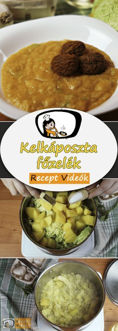 Hungarian Recipes, Fun Cooking, Meals For One, Mashed Potatoes, Side Dishes, Curry, Healthy, Ethnic Recipes, Food